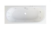 "Ванна акриловая ""Figaro"" 170*75 система HydroOPTIMA"