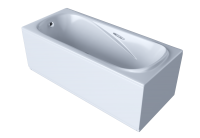 Акриловая ванна Carlo